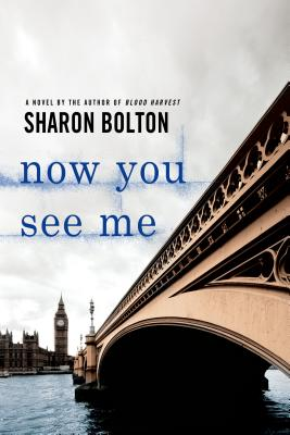 Now You See Me: A Lacey Flint Novel - Bolton, Sharon