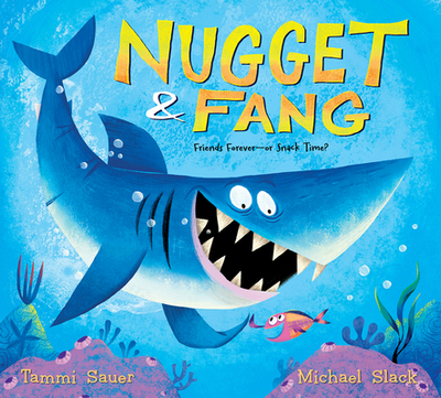 Nugget and Fang (Lap Board Book): Friends Forever--Or Snack Time? - Sauer, Tammi