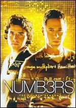 Numb3rs: The Fourth Season [5 Discs]