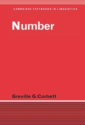 Number - Corbett, Greville, and Anderson, S R (Editor), and Bresnan, J (Editor)