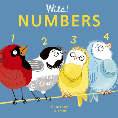 Numbers - Dicmas, Courtney (Illustrator)