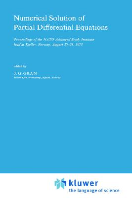 Numerical Solutions of Partial Difference - Gram, J G (Editor)