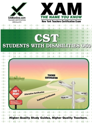 NYSTCE CST Students with Disabilities 060 Teacher Certification Exam - Wynne, Sharon
