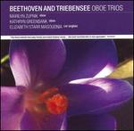 Oboe Trios by Beethoven & Triebensee
