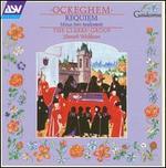 Ockeghem: Requiem; Missa Fors Seulement