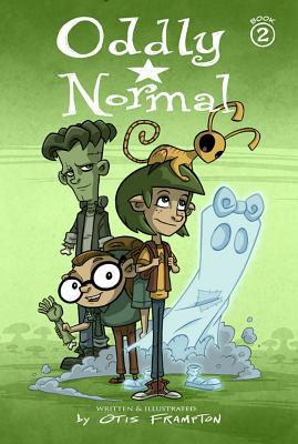 Oddly Normal, Book 2 - Frampton, Otis