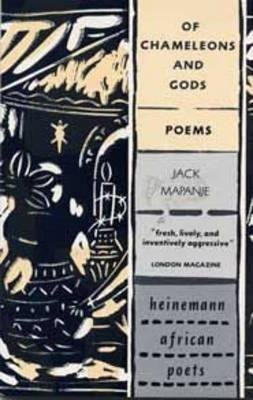 Of Chameleons and Gods - Mapanje, Jack