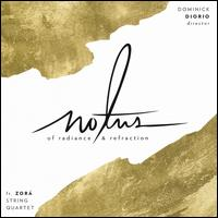 Of Radiance & Refraction - Andrew Riley (percussion); Aviva Hakanoglu (violin); Brent Te Velde (organ); Cecilia Ratna (soprano);...