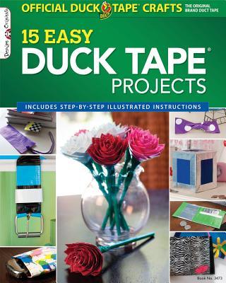 Official Duck Tape Craft Book - ShurTech Brands LLC