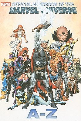 Official Handbook of the Marvel Universe, Volume 12: A-Z - Christiansen, Jeff, and Vandal, Stuart, and McQuaid, Sean