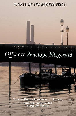 Offshore - Fitzgerald, Penelope, and Hollinghurst, Alan (Introduction by)