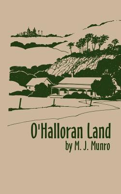 O'Halloran Land - Munro, M J