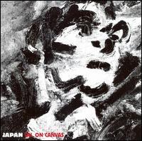 Oil on Canvas - Japan