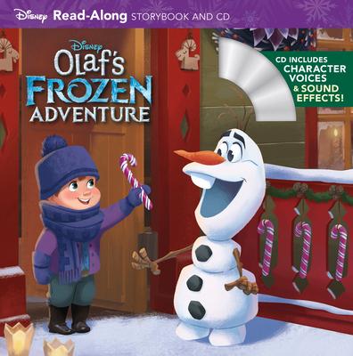 Olaf's Frozen Adventure - Disney Storybook Art Team (Illustrator)