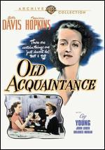 Old Acquaintance - Vincent Sherman