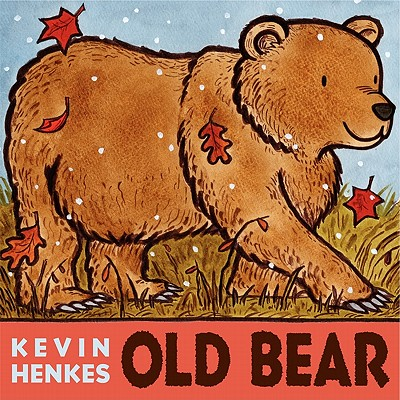 Old Bear Board Book -