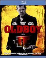 Oldboy [Includes Digital Copy] [UltraViolet] [Blu-ray]