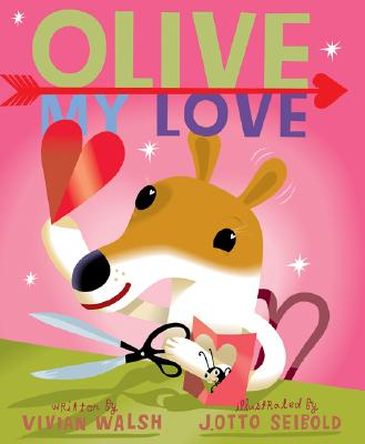 Olive My Love - Walsh, Vivian, Professor