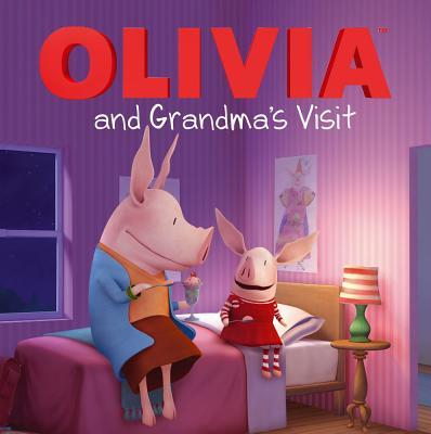 OLIVIA and Grandma's Visit - Evans