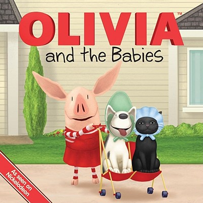 Olivia and the Babies - Shepherd, Jodie (Adapted by)