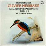 Olivier Messiaen: Catalogue d'Oiseaux, Books 4-6