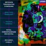 Olivier Messiaen: Turangal?la-Symphonie