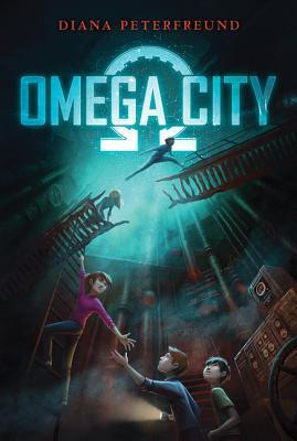 Omega City - Peterfreund, Diana