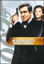 On Her Majesty's Secret Service - Peter Hunt