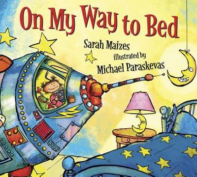 On My Way to Bed - Maizes, Sarah