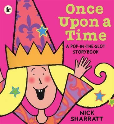 Once Upon a Time... - Sharratt, Nick