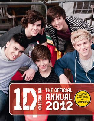 One Direction: The Official Annual 2012 -