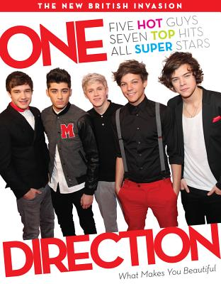 One Direction: What Makes You Beautiful - Triumph Books, and Boone, Mary