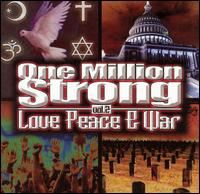One Million Strong, Vol. 2: Love Peace & War - Various Artists