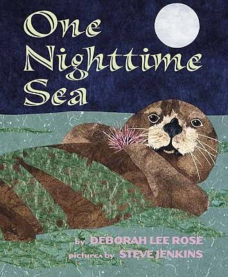 One Nighttime Sea: An Ocean Counting Rhyme - Rose, Deborah Lee