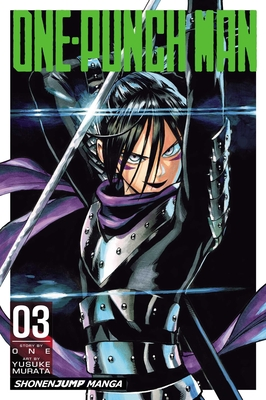 One-Punch Man, Vol. 3 - One