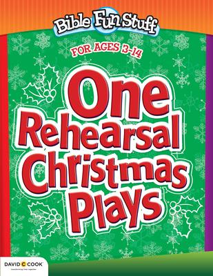 One Rehearsal Christmas Plays: Preschool Through Middle School - Smiley, Kendra