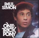 One Trick Pony - Paul Simon