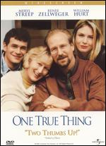 One True Thing - Carl Franklin