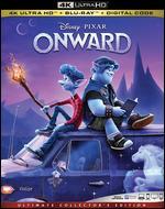 Onward [Includes Digital Copy] [4K Ultra HD Blu-ray/Blu-ray] - Dan Scanlon