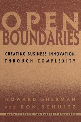 Open Boundaries Creating Business Innovation Through Complexity - Schultz, Ron