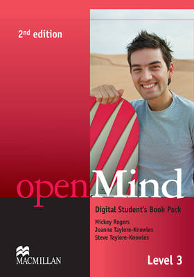 openMind 2nd Edition AE Level 3 Digital Student's Book Pack - Rogers, Mickey, and Taylore-Knowles, Steve, and Taylore-Knowles, Joanne