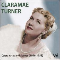 Opera Arias & Scenes, 1946-1953 - Brian Sullivan (tenor); Carol Longone (piano); Claramae Turner (contralto); Clifford Harvuot (baritone);...