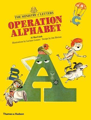 Operation Alphabet - MacCuish, Al, and Bletsas, Jim (Designer)