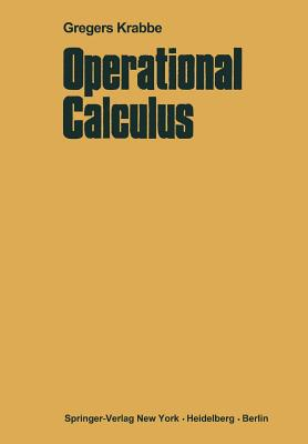 Operational Calculus - Krabbe, Gregers