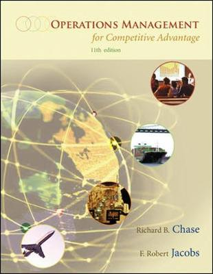 Operations Management for Competitive Advantage with Student DVD - Chase, Richard, and Jacobs, F Robert, and Aquilano, Nicholas