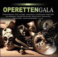Operetten Gala - Anneliese Rothenberger (vocals); Anni Kretschmar (vocals); Bruno Samland (vocals); Elisabeth Schwarzkopf (vocals);...