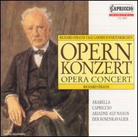 Opernkonzert: Richard Strauss - Bo Skovhus (baritone); Franz Hawlata (bass); Martina Borst (mezzo-soprano); Michele Crider (soprano);...