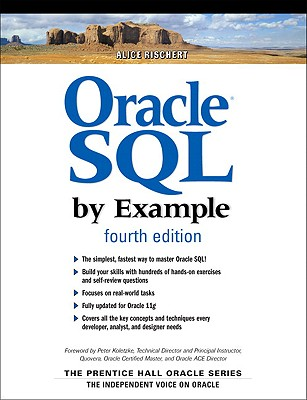 Oracle SQL by Example - Rischert, Alice