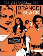 Orange Is the New Black: Seasons 1-5 [Blu-ray]