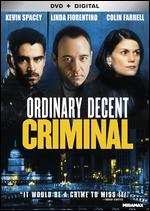 Ordinary Decent Criminal [Inlcudes Digital Copy] [UltraViolet] - Thaddeus O'Sullivan